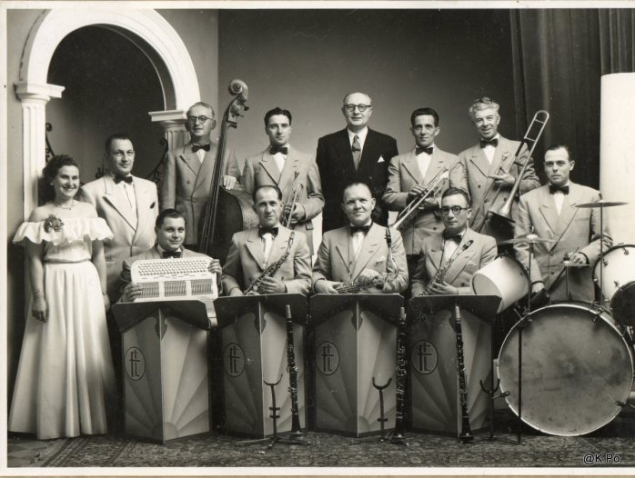 orchestre de marraine Marilyn