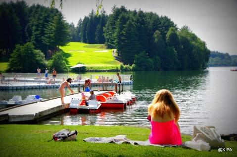 lac de Lourdes ce jour, avec de légères modifs Picasa)
