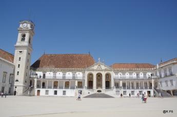 cour intérieure de l'université (historique)