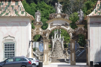 entrée parque de santa Cruz