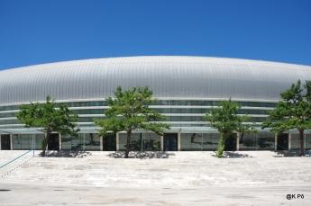 la MEO arena (Lisbonne)
