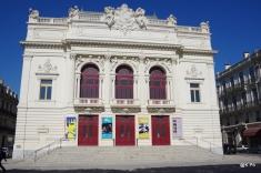 le théâtre de Sète