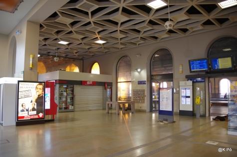 gare de Sète : la SNCF met du Brassens à bloc 48h sur 24! Plus un chat!