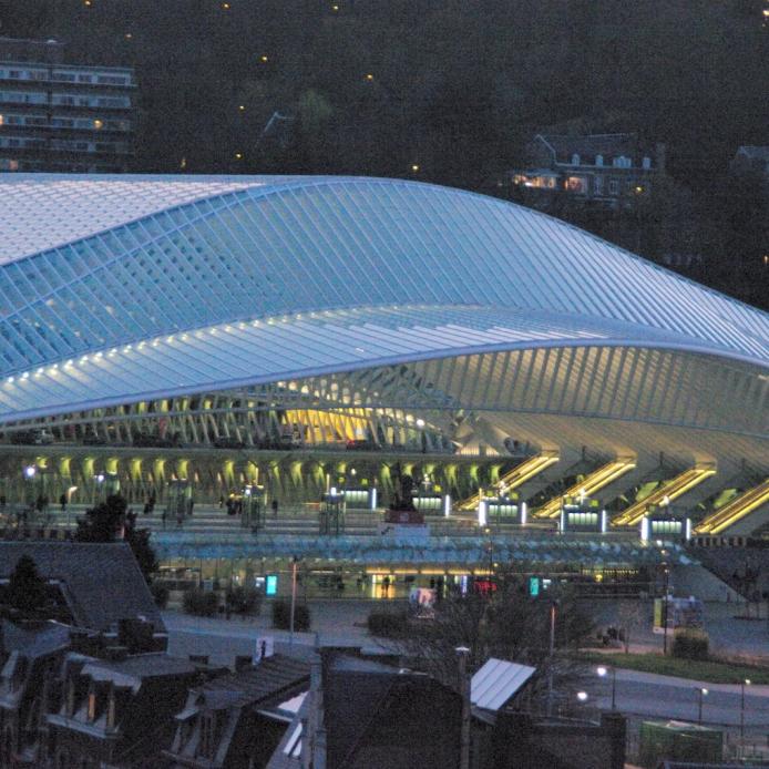 Guillemins Liège