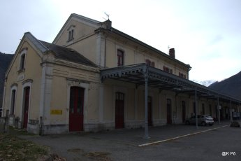 la gare, l'espoir