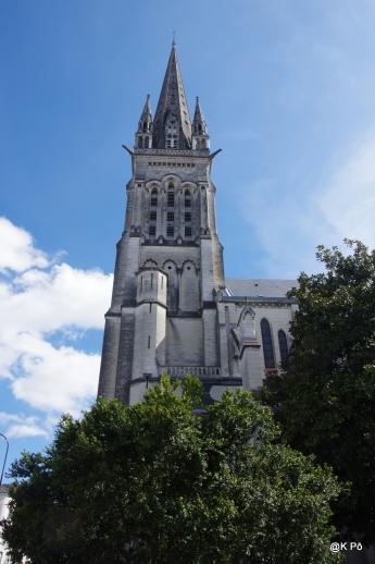 clocher de l'église saint Martin