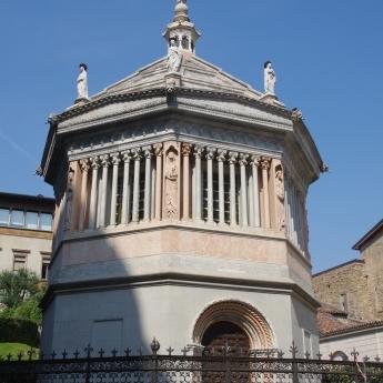 baptistère de la cathédrale