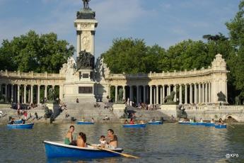 Parque du Retiro