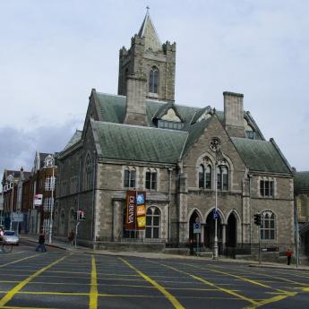 cathédrale saint Patrick(je crois)